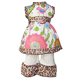 AnnLoren Jammin' Jungle American Girl Doll Outfit