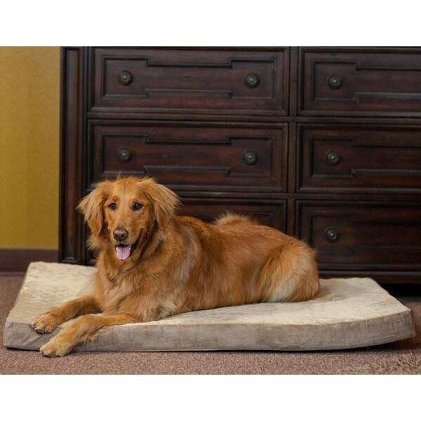 Integrity Orthopedic Memory Foam Rectangle Dog Bed (SM-XL)