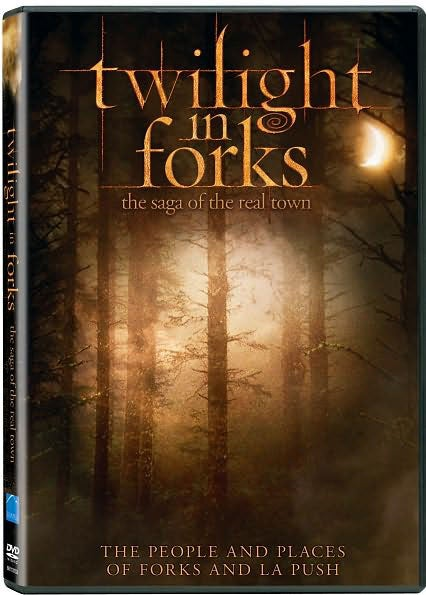 Twilight in Forks: Saga of the Real Town (DVD)