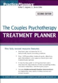 The Couples Psychotherapy Treatment Planner (Paperback)