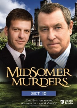 Midsomer Murders Set 15 (DVD)