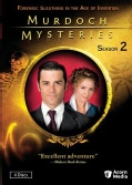 Murdoch Mysteries Season 2 (DVD)
