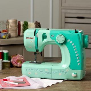 janome 11706 hello sewing machine