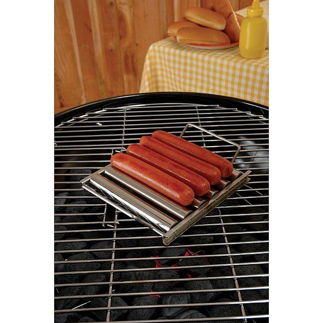 Stainless Steel Hot Dog Roller Rack
