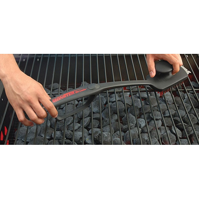 Monster Grill Cleaning Brush
