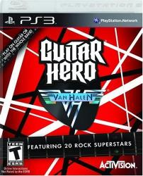 PS 3 - Guitar Hero Van Halen Game (Pre-Played)