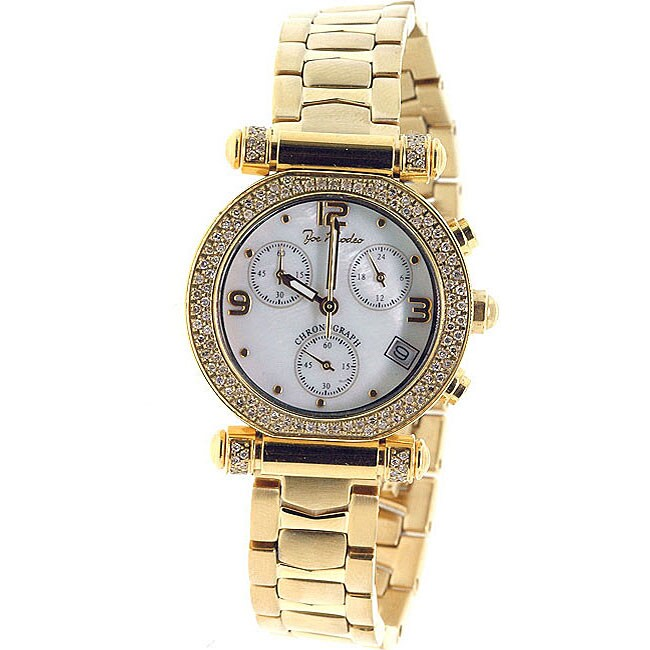 Joe Rodeo Women's Valerie Diamond Watch