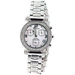 Joe Rodeo Women's Valerie Water-resistant Diamond Watch