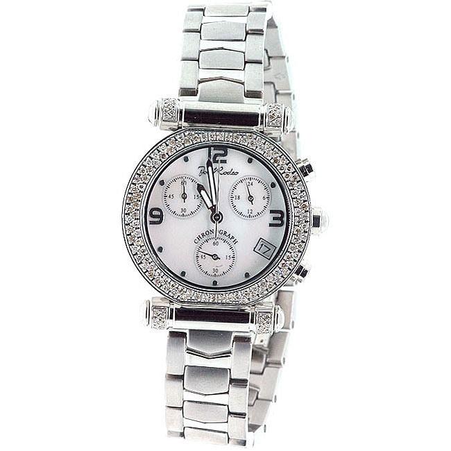 Joe Rodeo Women's Valerie Water-resistant Diamond Watch