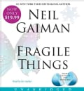 Fragile Things: Short Fictions and Wonders (CD-Audio)