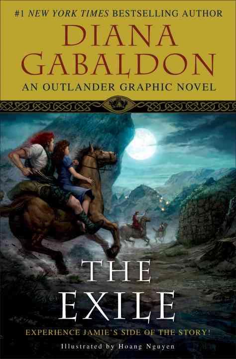 The Exile: An Outlander Graphic Novel (Hardcover)