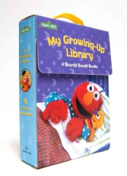 My Growing-Up Library (Board book)