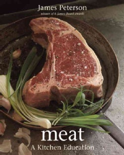 Meat: A Kitchen Education (Hardcover)