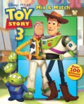 Toy Story 3 Mix & Match (Hardcover)