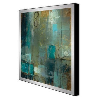 Bellows 'Variable State I' Metal Print Art