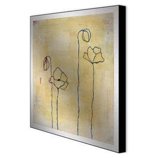 Gallery Direct Laura Gunn 'Spring Silhouettes II' Aluminum Artwork