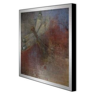 Maeve Harris 'Dragonfly I' Aluminum Art