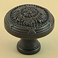 Stone Mill Oil-rubbed Bronze Florence Cabinet Knobs (Pack of 10)