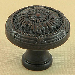 Stone Mill Oil-rubbed Bronze Florence Cabinet Knobs (Pack of 25)