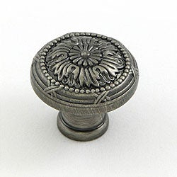 Stone Mill Weathered Nickel Florence Cabinet Knobs (Pack of 10)
