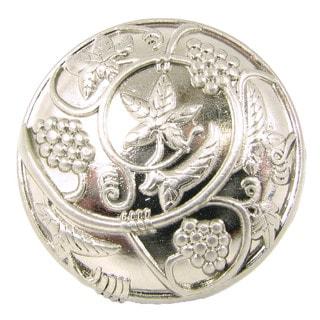 Stone MIll Satin Nickel Napa Valley Cabinet Knob (Pack of 10)