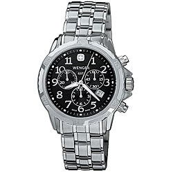 Wenger Men's Swiss Military GST Chronograph Watch