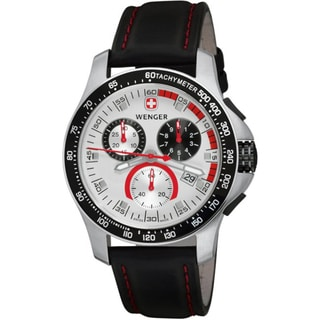 Wenger Men's Swiss Military Battalion Field Chronograph Watch