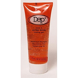 Dep #5 Max Strength Ultra Hold 6.3-ounce Styling Gel (Pack of 4)