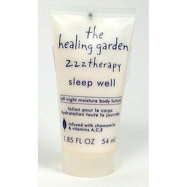 The Healing Garden 1.85-ounce Zzztherapy Body Lotion (Pack of 4)