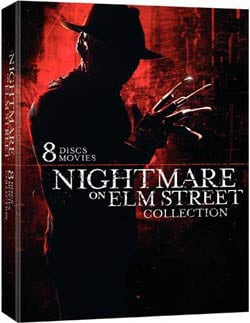 Nightmare on Elm Street Collection (DVD)