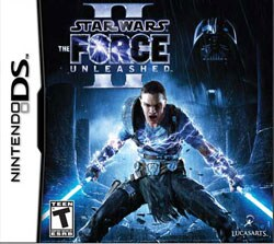 Nintendo DS - Star Wars: The Force Unleashed II