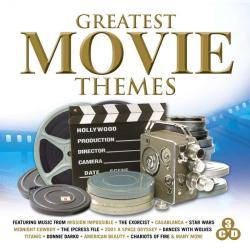 Various - The Greatest Movie Themes