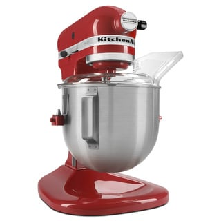 KitchenAid KSM500PSER Empire Red Pro 500 Series 5-quart Stand Mixer