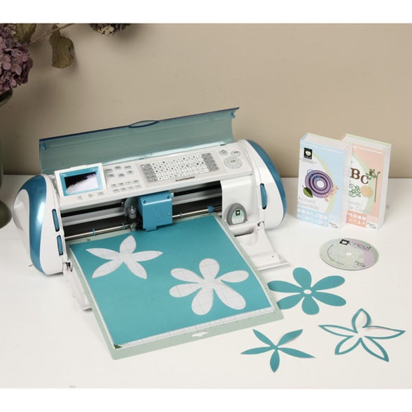 Limited edition cricut expression cutting machine plus 2 for Craft vinyl cutter reviews