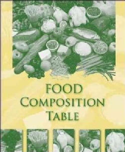 Food Nutrition Guide/Food Composition Table (Paperback)