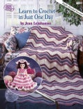 Learn to Crochet in Just One Day/Right Hand (Paperback)