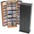 Grande Locking Media Storage Cabinet