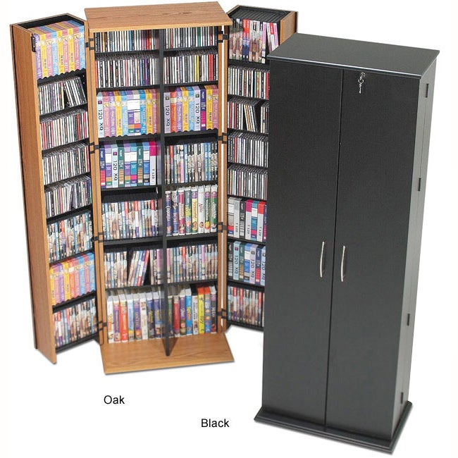 Grande Locking Media Storage Cabinet at Sears.com