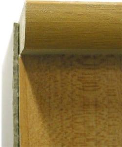 Medium Locking Media Storage with Solid Wood Doors