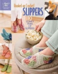 Hooked on Crochet! Slippers (Paperback)