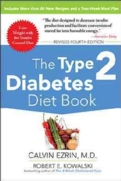 The Type 2 Diabetes Diet Book (Paperback)