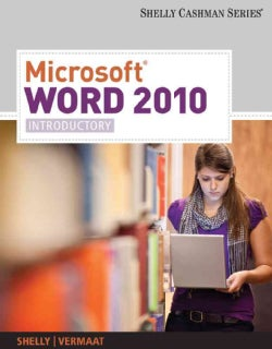 Microsoft Word 2010: Introductory (Paperback)