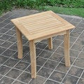 Teak Outdoor Coffee Amp Side Tables Shop The Best Deals
