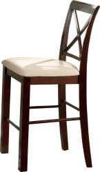 Furniture of America Bennettie Counter-height Barstools (Set of 2)