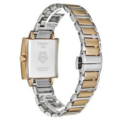 Tissot Women's Happy Chic Rose Goldtone Stainless Steel Watch