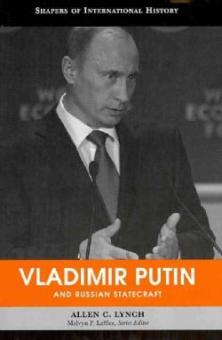 Vladimir Putin and Russian Statecraft (Hardcover)