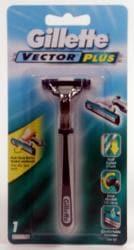 Gillette Vector Plus Speed Razor (Pack of 4)