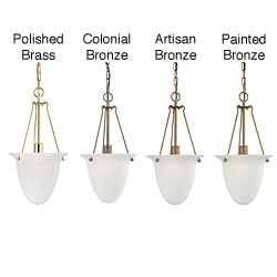 Bell Foyer Pendant Light