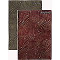 Hand-Tufted Modern Abstract Mandara New Zealand Wool Rug (7'9 x 10'6)