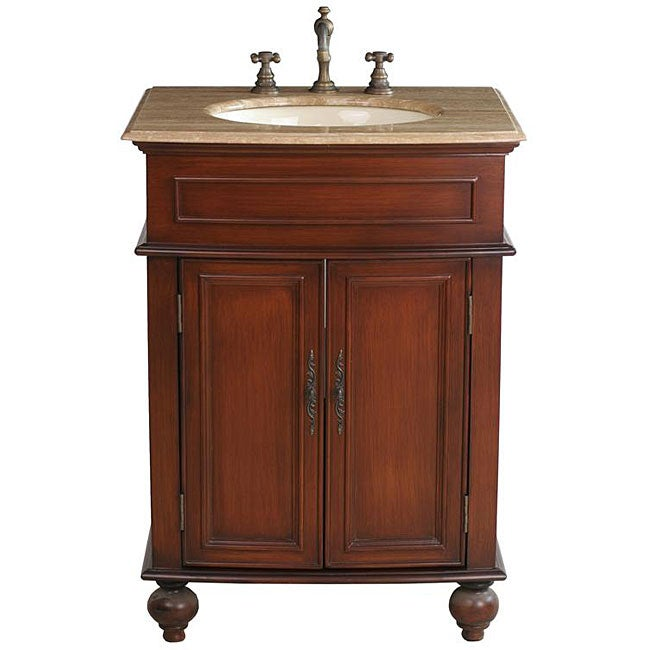 Stufurhome Prince Single-sink 26-inch Vanity